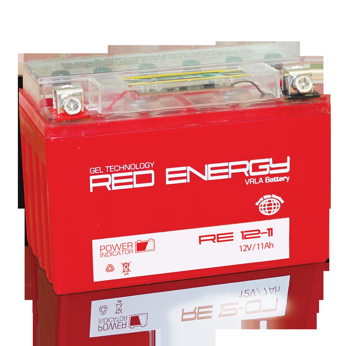 Аккумулятор Red Energy RE 1211 (YTZ12S, YTZ14S) (101 А/ч) купить в Минске ☠️ цены на AKKUMULYATORY